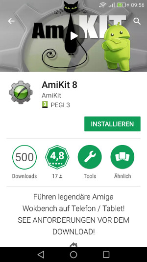 Amikit Android