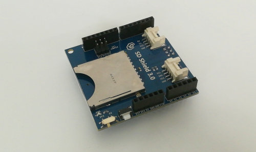 Arduino SD Card Shield