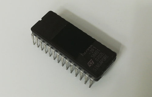 Cover EPROM