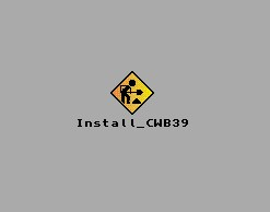Install CW39