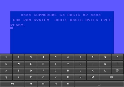 Mingos Commodorepage