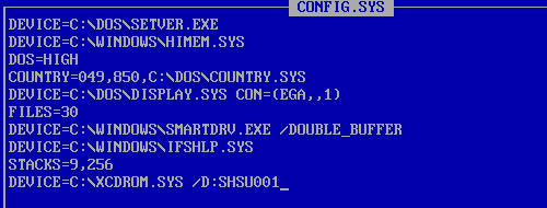 XCDROM.SYS