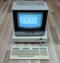 Commodore 128D (Plastik)