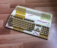 Amiga 500 Design Tiger
