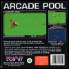 Arcade Pool (Disk + CD32) Pic 2