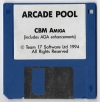 Arcade Pool (Disk + CD32) Pic 3