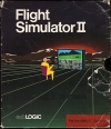 Flight Simulator II + Data Disk Pic 1