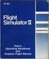 Flight Simulator II + Data Disk Pic 3