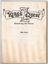King's Quest II: Romancing the Throne Pic 4