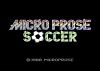 MicroProse Soccer Pic 5