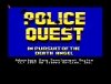Police Quest Pic 5