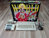 C64 World Cup Football Bundle