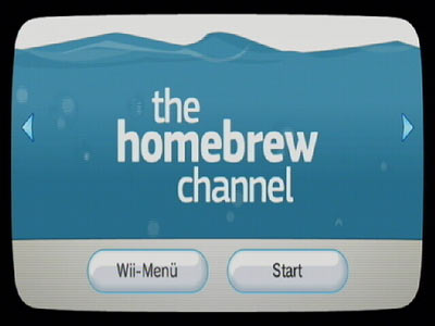 Channel Main Screen